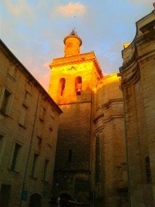 Campanari Esglesia de Sant Esteve.